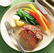 Healthy Meatloaf