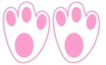 Bunny paws