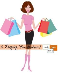 Shopping Weakness
